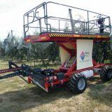 Carro raccolta  Rma rosso macchine agricole fruttolo