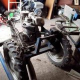 Motofalciatrice Bcs 15 hp
