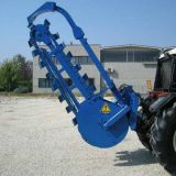 Scavafossi  Sgr ccommerciale srl trench t 86