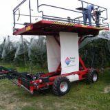 Carro semovente  Raccolta frutta fruttolo 3.5x1.9