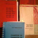 Manuali uso e manutenzione