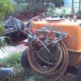 Botte nebulizzatrice  Agrimotor 300l