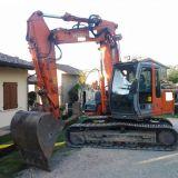 Escavatore  Hitachi zaxis zx130 traiplice