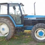 Trattore Ford  7840 sle powerstar
