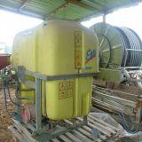 Cisterna per diserbo  Nobili eco 600p