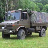 Unimog Mercedes U1300 4x4 ex militare