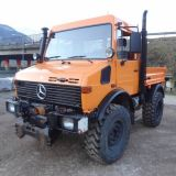 Unimog Mercedes U1400 turbo - 136 cv