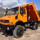Unimog Mercedes U1650 turbo 4x4 211 cv