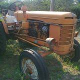 Trattore Motomeccanica  108s