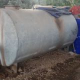 Cisterna gasolio  Giurgola lt 3000