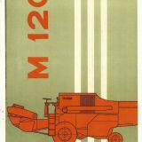 Manuale uso e manutenzione  Mietitrebbia laverda m120
