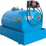 Cisterna  3000 demo serbatoi