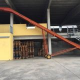 Scala caricaballette  15 metri caravaggi