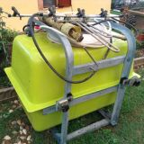 Cisterna in vetroresina  Spargere antiparassitari
