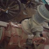 Motopompa  pioggia carnevali 4 cilindri con pompa caprari