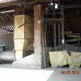 Impianto essiccazione  Nega
