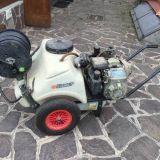 Motopompa  Crrc 125 motore honda gc160e comet
