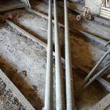 20 tubi zincati  Getti irrigatori, curve, raccordi