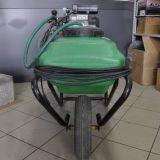 Carriola Refom Diserbo ramatrice pompa elettrica cisterna 70l