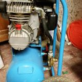 Motocompressore  Hobby air campagnola