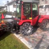 Trattore Carraro a.  7700 htm supertrac