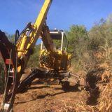 Escavatore ragno  T5000 menzi munck