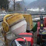 Betoniera  Motore elettrico