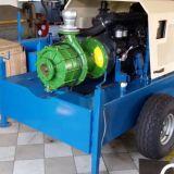 Motopompa  Iveco 140 cv e f33k100/3e rovatti