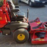 Trattorino professionale Ferrari Turbo z 322 d