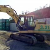 Escavatore cingolato  Benati 3.21