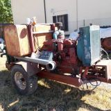 2 motopompe  Motori fiat 150 hp
