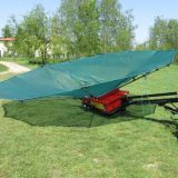 Intercettatore per olive, mandorle, noci  Olivspeed tractor bosco