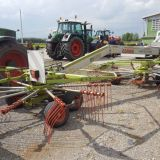 Andanatore Claas Liner 650 twin