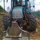 Trattore forestale  Pm trac 2360 pfanzelt