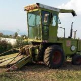 Trincia mais Claas Jaguar 70sf