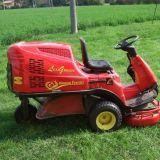 Trattorino tagliaerba Ferrari Tg 155