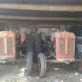 2 trattori d'epoca Om 512r super