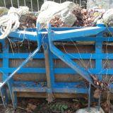 Rullo agricolo  Larghezza 165,5 cm