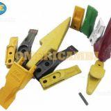 Denti per benne  Completi di perni o bulloni e dadi di fissaggio