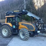 Trattore forestale Valtra T140 ts