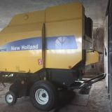 Autoimballatrice New holland Br 750