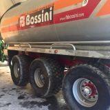Spanditore botte  Bossini 300 quintali