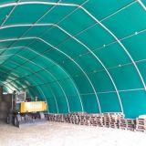 2 tunnel  Anno 2014 con telo pvc