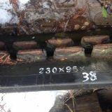 Cingolo usato  Miniescavatore 230x96x38