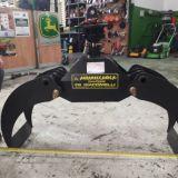 Pinza legna  Geo con rotore idraulico