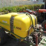Gruppo carrellato  Futura1000 litri agritalia