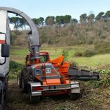 Macchina cippatrice  Chipper energy ct 40/75 t gandini