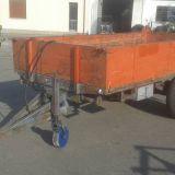 Rimorchio  Mattedi monoasse 350x180