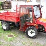 Transporter Goldoni Transcar 33 cv ruote sterzanti