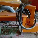 Spollonatrice e cavvaletto porta atrezzi  Auto costruita